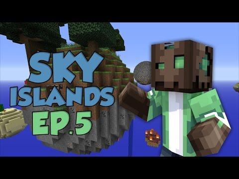 MINECRAFT SKY ISLANDS - EP.5 - VOLVEMOS A LOS CIELOS! - 동영상