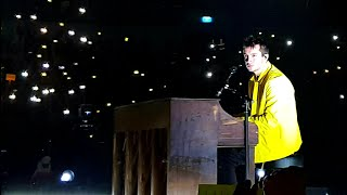 Twenty One Pilots - TØP - Nico and The Niners |-/ 2nd stage - Taxi Cab @ VTB Arena Moscow 2019|2|2