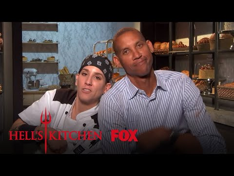 Robyn & Reggie Miller Have Fun In The Kitchen | Season 17 Ep. 13 | HELL