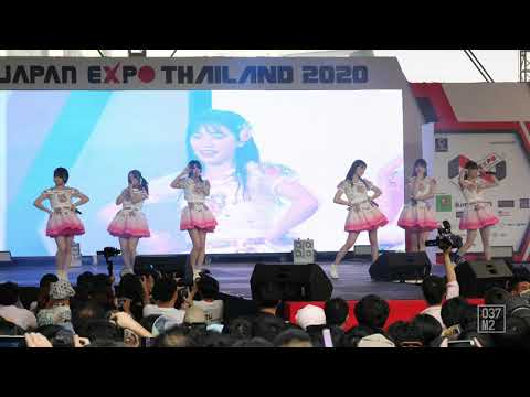 200202 AKB48 - #Sukinanda @ Japan Expo Thailand 2020, STAGE A [Overall Fancam 4k 60p]