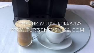 Кофеварочная машина Merol ME-715 Black office