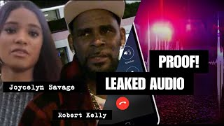 *LEAKED AUDIO* Proves Joycelyn Savage Tricked By R. Kelly & Lying to Parents | @TonyaTko Reacts