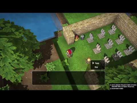 Download Youtube: Dragon Quest Builders- Hammerhood's Graveyard