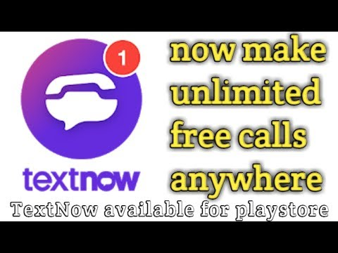 How To Make Unlimited Free Calls ?   Text Now   Tamil   Help Time