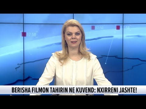 19 prill 2018 Edicioni i Lajmeve ne News24 (Ora 14.00)