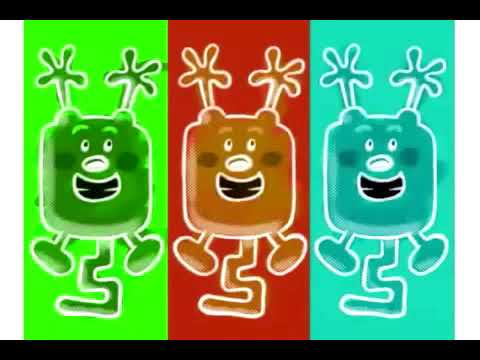 (REQUESTED) Wow Wow Wubbzy Paint A Picture In G Major