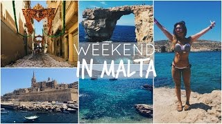 MALTA TRAVEL GUIDE | Blue Lagoon, Gozo On An Open Jeep, Valletta, Comino | Travel Guide/Vlog 2016