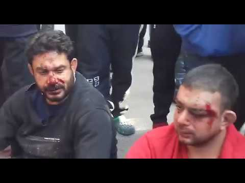Amit Mithu || After fight|| model town fight live | pathankot |