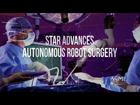 STAR Advances Autonomous Robot Surgery