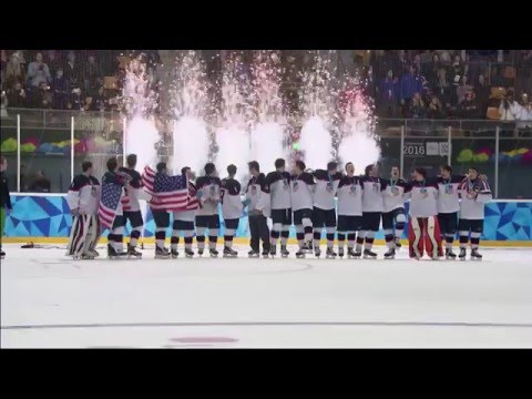 Team USA Takes Home Final Gold Of Lillehammer 2016