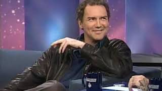 Norm Macdonald on the Daily Show 2003