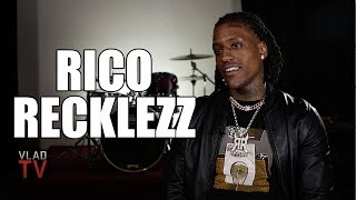 Rico Recklezz on Lil Mister's Death, Squashing Beef After Their Fist Fight (Part 2)