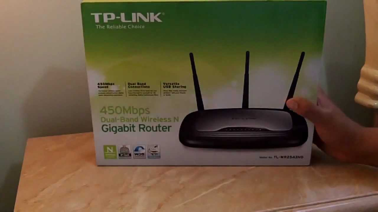 TP-LINK TL-WR2543ND ROUTER DRIVERS PC