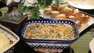 Зелёная стручковая фасоль # рецепт # Постное блюдо