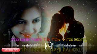 Mai Ishq Uska | Wo Ashqui Hai ||Cover  Heart  Tik Tok Viral DJ Remix Song Hard Power B DJ Collection