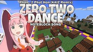 Download lagu Zero Two Dance (Noteblock Song) Ft. Tongtong_024