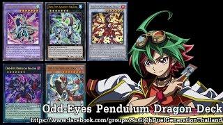 Yu-Gi-Oh! Duel Generation Odd-Eyes Pendulum Dragon Deck
