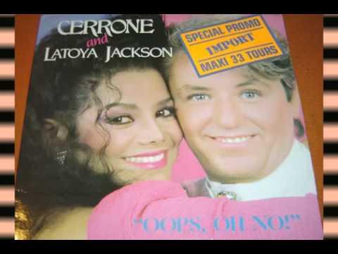 Jackson Latoya & Cerrone : Oops, Oh no !