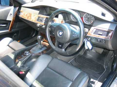2006 BMW 5 SERIES 530i E60 MSERIES SPORT AT Auto For Sale On