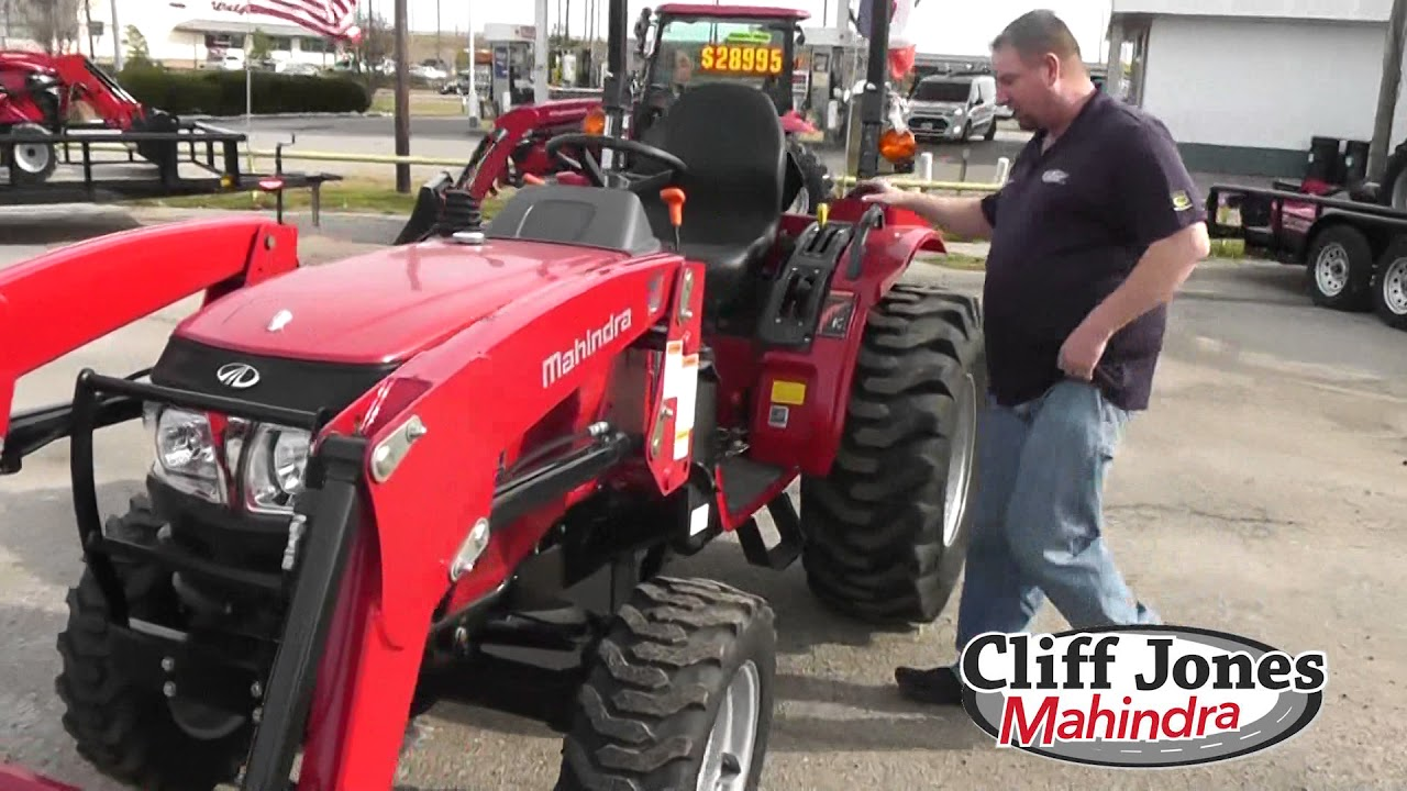 How To Remove Mahindra 1526 Shuttle 4WD Front End Loader