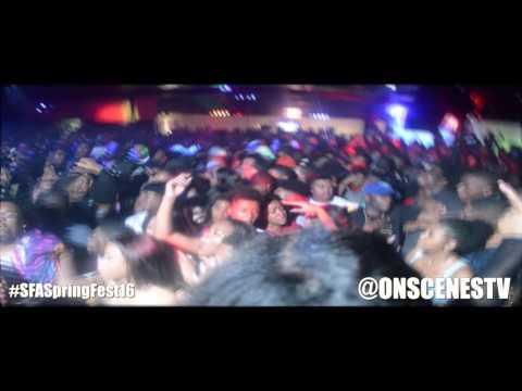 Stephen F Austin State University #SFASpringFest16 Party Recap | Shot By: @OnScenesTv