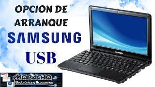 Habilitar BOOTEO Por USB en portátiles Samsung |SOLUCION|