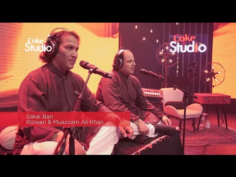 BTS, Rizwan & Muazzam Ali Khan, Sakal Ban, Coke Studio Season 8, Episode 2