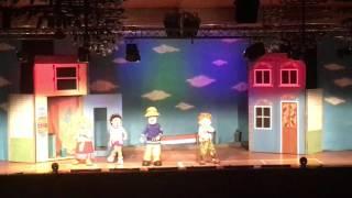 Feuerwehrmann Sam LIVE!! Bühnenshow