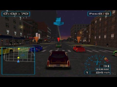 Midnight Club: Street Racing PS2 Gameplay HD (PCSX2)