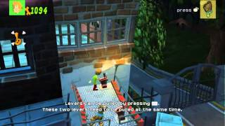 scooby doo first frights episode 1 1 4 level 1 entering the school