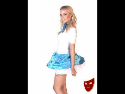 50s Flirt Fancy Dress Costume - Escapade.co.uk