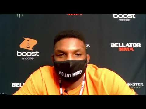 Bellator 247 | Paul Daley | Media Day Interview