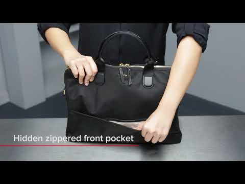 0f240023d A Highly Functional and Stylish Laptop Carrier by Tumi