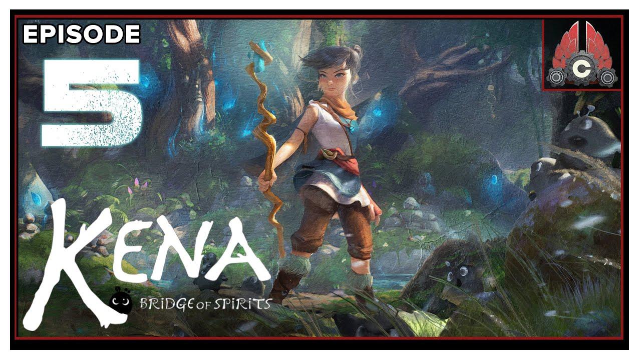 CohhCarnage Plays Kena: Bridge Of Spirits - Episode 5