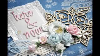 Два альбома на свадьбу для... родителей. Наталья Yenn.