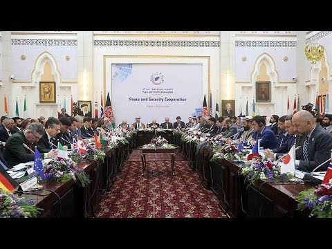 Afghanistan launches 'Kabul Process' meeting on peace and security