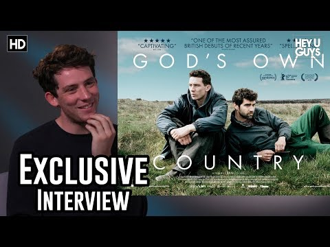 Josh O'Connor  God's Own Country Exclusive