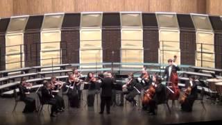 F. Schubert – String Quartet No.12 (Quartettsatz) /Rachlevsky, CO Kremlin