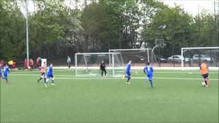 FC Pesch D2 Staffelsieger 2014/2015