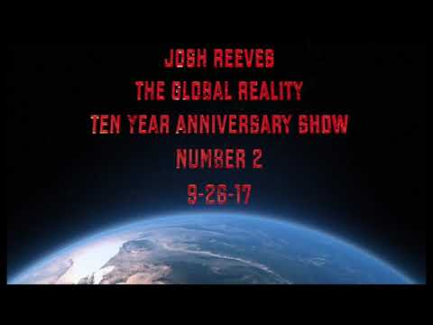 Josh Reeves-10 Year Anniversary Show Number Two-9-26-17