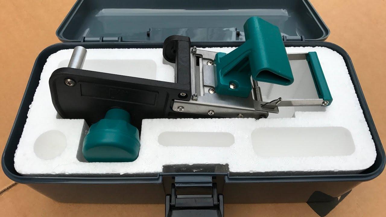 Premium Woodworking Manual Edge Banding Cutter / Edge Cutter - Lonjan  Machinery