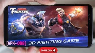 Final Fighter For Android | 3D Fighting Game [ APK+OBB ]