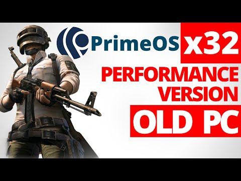 PrimeOS Performance Version X86   Download & Install   AndroidOS For Old PC