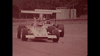For Love & Money Formula 5000 F5000 1970
