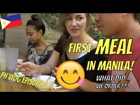 PHILIPPINES VLOG - Day One | adobosandwichPH | Episode 3
