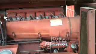 Deutz 6 Cylinder F6L912 F6 L 912 Engine Motor Power Plant Sawmill Compressor