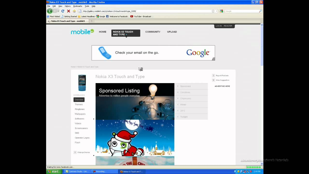 Google themes mobile9 - How To Download Free Themes And Applications For Any Mobile Must Watch