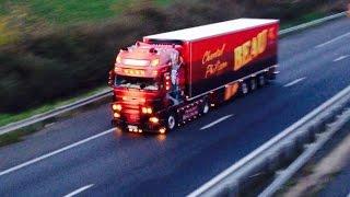 Routiers De France | Les klaxons des camions Français
