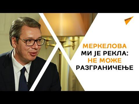 Vučić za Sputnjik: