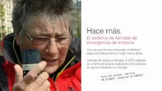 Sistema de llamada de emergencia emporia